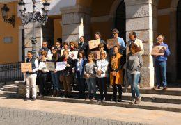 Badajoz se suma al minuto de silencio en condena por el asesinato machista en La Laguna