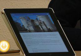 Presentada la nueva aplicación de turismo de Badajoz