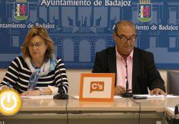 """Ciudadanos: """"Fragoso no quiere que haya presupuesto"""""""