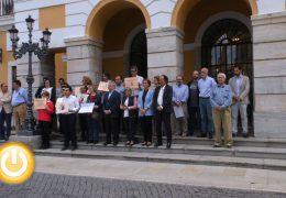 Concentración silenciosa tras el asesinato del niño de 11 años de A Coruña