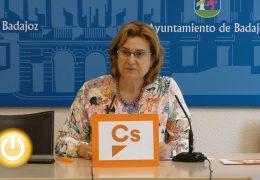 """Julia Timón: """"Ciudadanos es el único grupo que hace oposición real"""""""