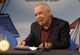 Pregón Fería del Libro Badajoz 2017 – Gonzalo Hidalgo Bayal