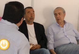 Charla con Luis Alberto de Cuenca y José Luis Garci
