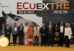 Arranca en IFEBA la IX Feria Ecuextre del Caballo y del Toro