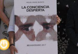 Minuto de silencio en memoria de Miguel Ángel Blanco