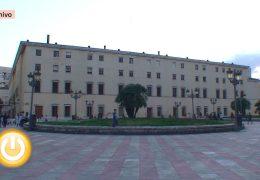Podemos Recuperar Badajoz insiste en el centro de mayores para el antiguo Hospital Provincial