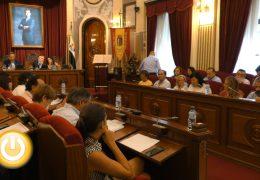 El pleno aprueba por unanimidad el acuerdo con el servicio de bomberos