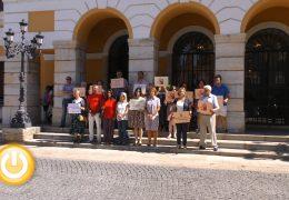 Badajoz condena el último asesinato machista
