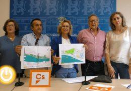El parque canino de Badajoz estará listo a finales de 2017