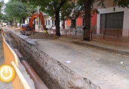 El Ayuntamiento invertirá 750.000 euros en mejorar la red de abastecimiento y colectores de agua