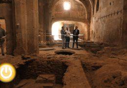 Los restos hallados obligarán al Ayuntamiento  a reformar el proyecto de Santa Catalina