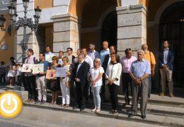 Minuto de silencio para denunciar el asesinato de Noelia Noemí en Sestao