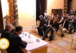 El alcalde presenta Fehispor en Lisboa