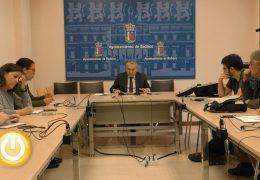 """Fragoso: """"Los nombres de las calles de Badajoz lo deciden sus representantes"""""""