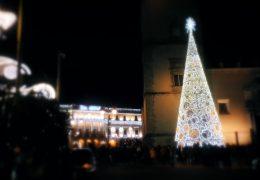 Felicitación navideña del alcalde de Badajoz 2017