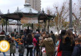 El Roscón de Reyes endulza la mañana a los pacenses