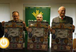 Presentado el calendario dedicado al Escudo de Badajoz