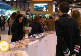 Badajoz presenta en FITUR su oferta turística para 2018