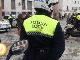 La Policía Local presenta su memoria de actuaciones en 2017