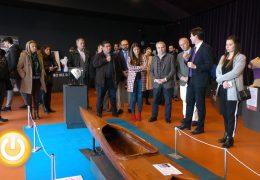 El museo 'Leyendas del Deporte' llega a Badajoz