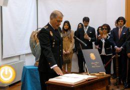 José Antonio Togores Guisasola, nuevo Jefe Superior de Policía de Extremadura