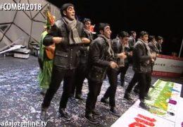 Los Jediondos- Preliminares 2018 Concurso Murgas Carnaval de Badajoz