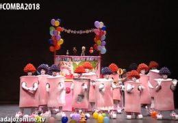 Los Indecisos- Preliminares 2018 Concurso Murgas Carnaval de Badajoz