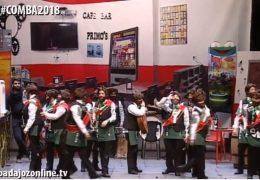 20 D'Copas- Preliminares 2018 Concurso Murgas Carnaval de Badajoz