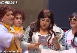 Los 3W – Preliminares 2018 Concurso Murgas Carnaval de Badajoz