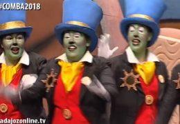 Las Polichinelas – Preliminares 2018 Concurso Murgas Carnaval de Badajoz