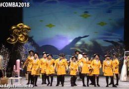 Las Sospechosas – Preliminares 2018 Concurso Murgas Carnaval de Badajoz