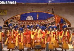 Al Maridi – Preliminares 2018 Concurso Murgas Carnaval de Badajoz