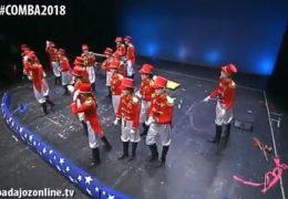 'Comienza el espectáculo de la compañía' – 1º Premio Concurso Juvenil de Murgas