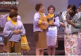 Los 3W- Semifinales 2018 Concurso Murgas Carnaval de Badajoz