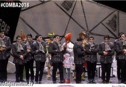 Los Jediondos- Semifinales 2018 Concurso Murgas Carnaval de Badajoz