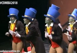Las Polichinelas- Semifinales 2018 Concurso Murgas Carnaval de Badajoz