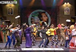 Los Callejeros- Semifinales 2018 Concurso Murgas Carnaval de Badajoz