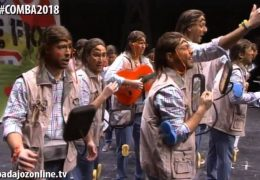 Los Camballotas- Semifinales 2018 Concurso Murgas Carnaval de Badajoz