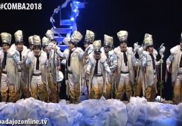 Dakipakasa- Final Concurso Murgas del Carnaval de Badajoz 2018