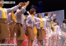 Los 3W – Final Concurso Murgas del Carnaval de Badajoz 2018