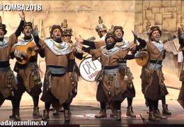 Marwan – Final Concurso Murgas del Carnaval de Badajoz 2018