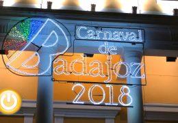 Entrega de premios Carnaval 2018