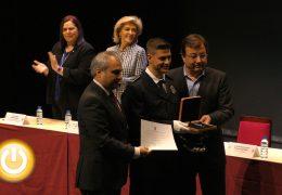 Entregadas las medallas y condecoraciones de la Policía Local de Extremadura
