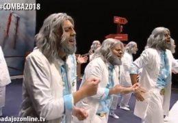 Water Closet- Preliminares 2018 Concurso Murgas Carnaval de Badajoz