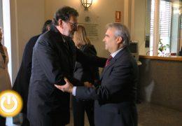 Rajoy ratifica el compromiso de su Ejecutivo con el AVE a Extremadura