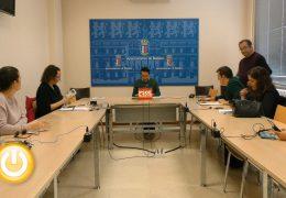 Cabezas pedirá una comisión extraordinaria sobre las actuaciones en Sinforiano Madroñero