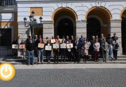 Badajoz rinde homenaje a los niños asesinados en Getafe