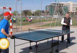 Arranca en Badajoz 'Deporte en la calle' dentro de las Jornadas de Primavera