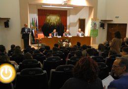 """El alcalde asiste a la inauguración de la Jornada """"Educación Digna para Todos, Ya»"""
