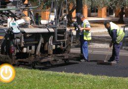 El Ayuntamiento asfaltará medio centenar de vías entre los meses de abril y julio
